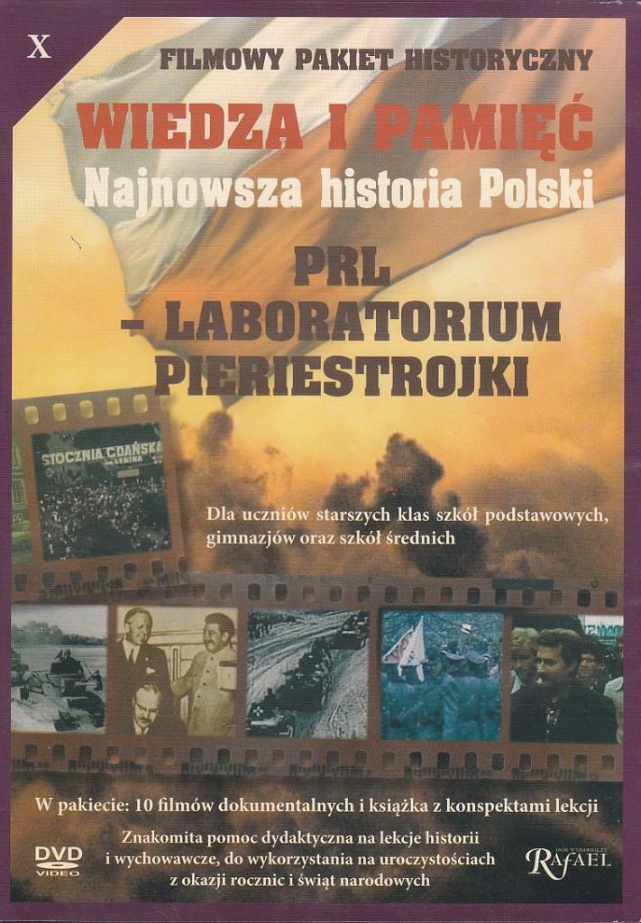 Filmowy pakiet historyczny WIEDZA I PAMIĘĆ