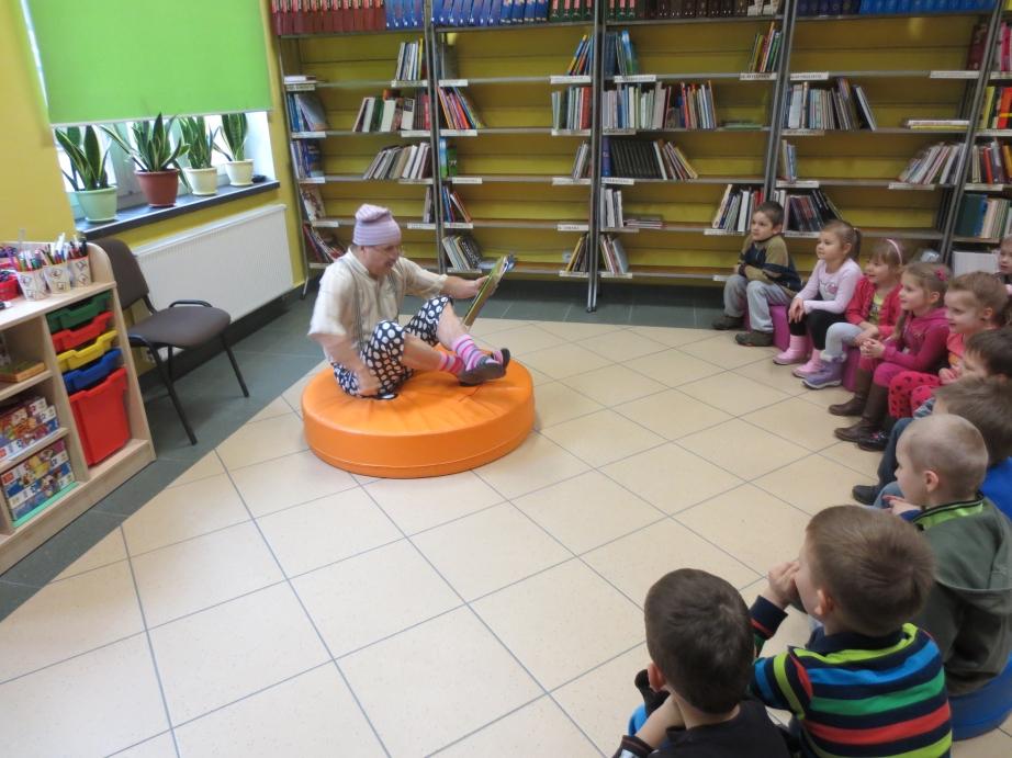 Cała Polska Czyta Dzieciom Z Janem Steć Biblioteka