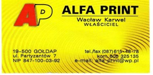 Alfa Print
