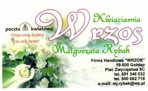 Kwiaciarnia Wrzos