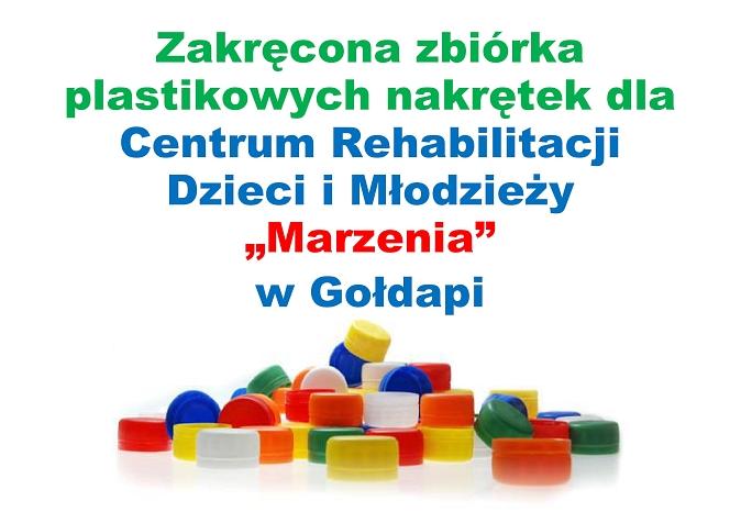 Zakręcona zbiórka w Bibliotece Publicznej w Gołdapi