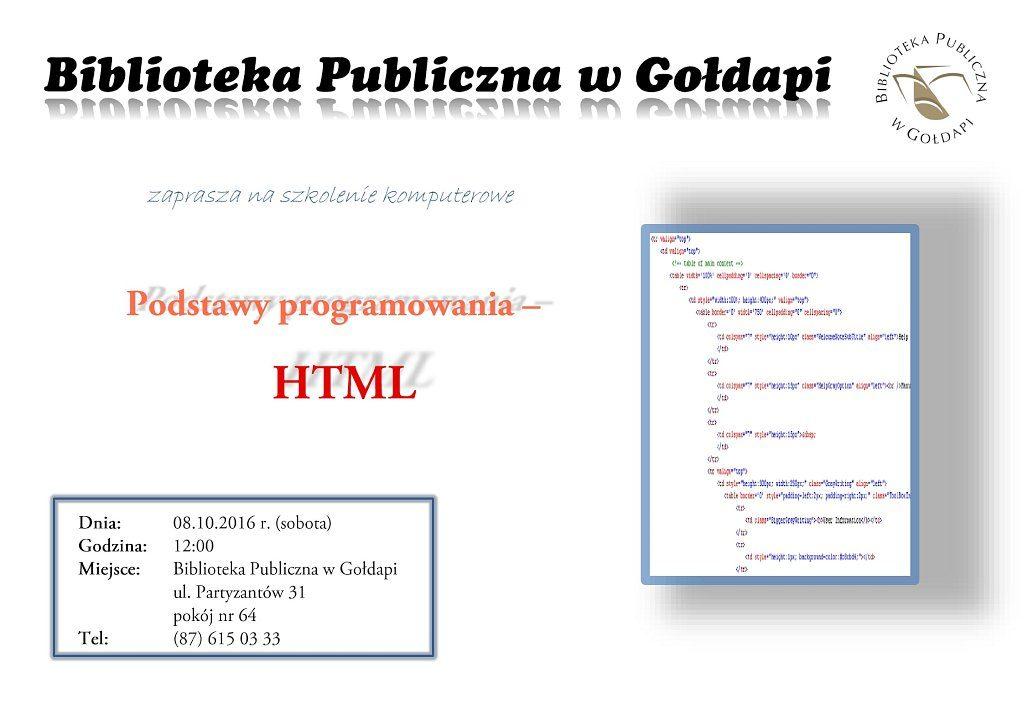 programowanie-html
